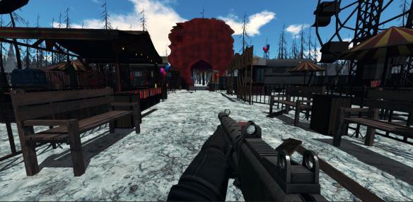 《僵尸求生:逆转进化》游戏截图-1