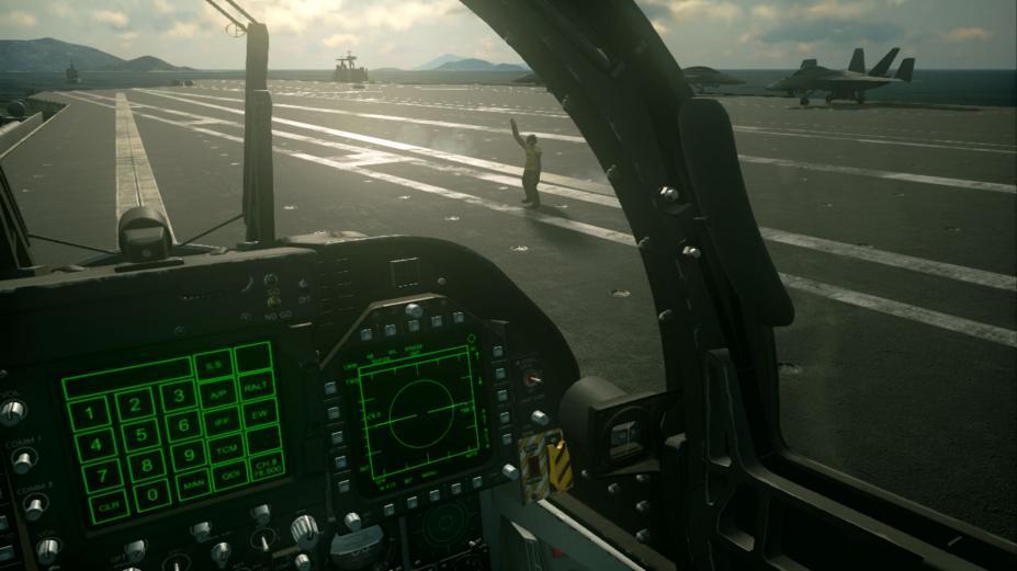 《皇牌空战7》游戏截图(1)
