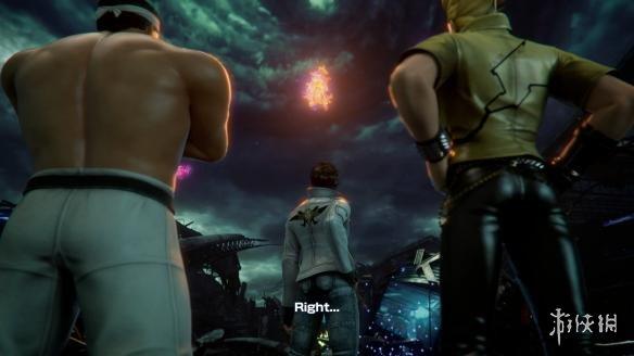《拳皇14》游戏截图-1