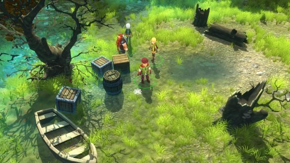 《糊涂骑士》游戏截图