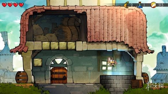 《神奇男孩3:龙之陷阱》游戏截图-1