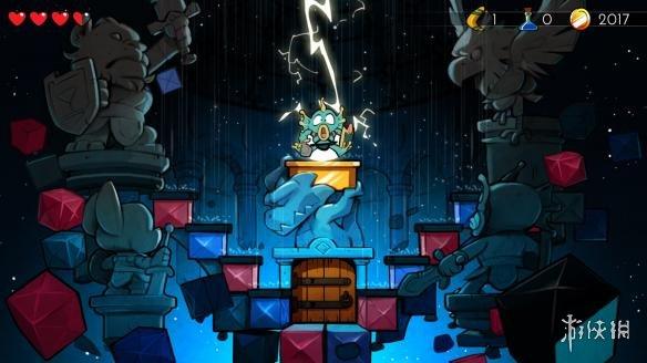 《神奇男孩3:龙之陷阱》游戏截图
