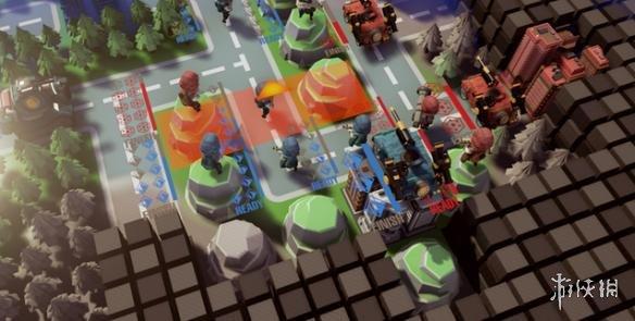 《小小合金》游戏截图