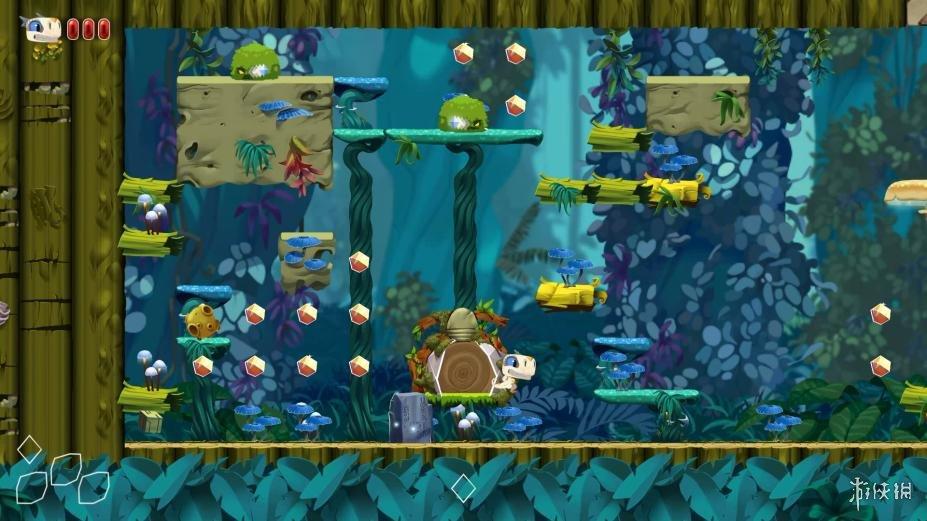 《护蛋龙》游戏截图