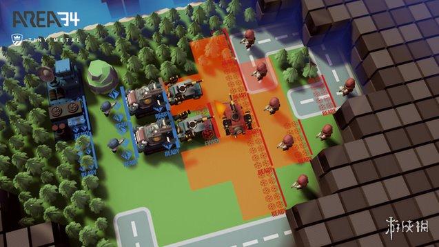 《小小合金》游戏截图(1)