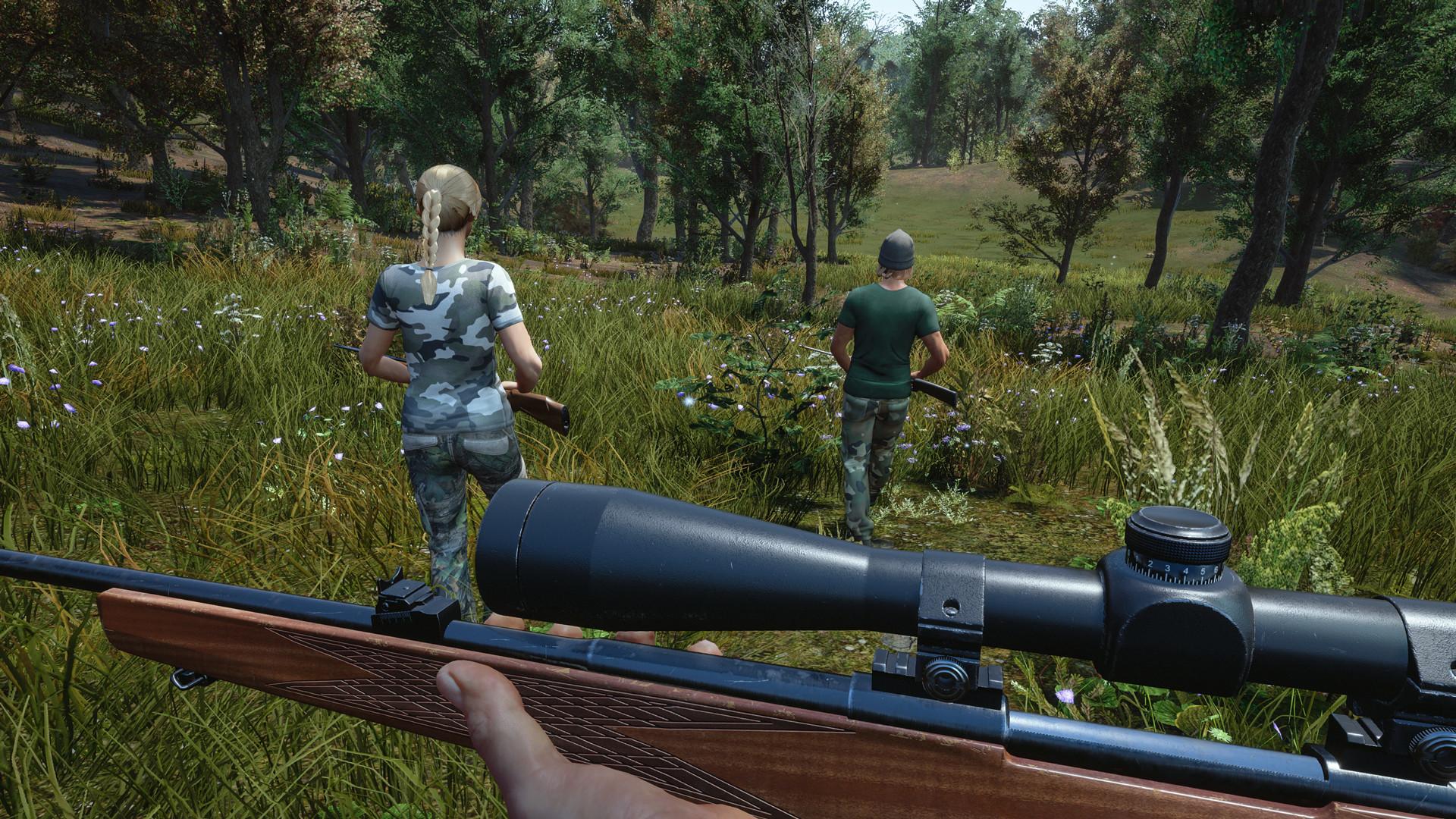 狩猎模拟/Hunting Simulator插图4