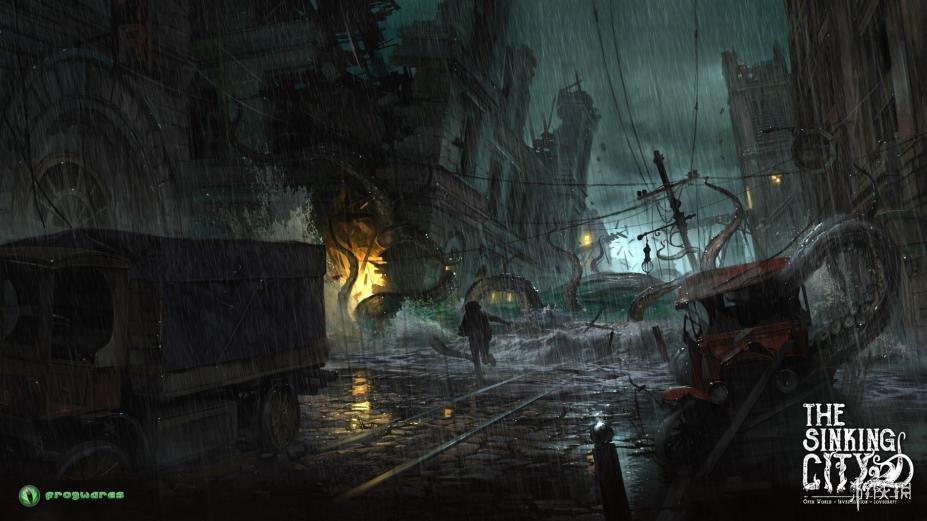 《沉没之城》游戏截图(1)