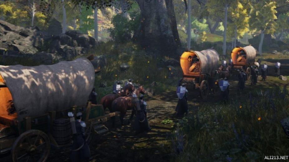 《灰烬创世纪》游戏截图(10)