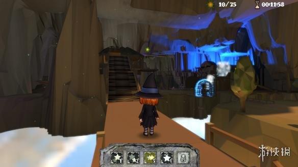 《Sorgina:女巫故事》游戏截图