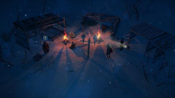 《撞击冬季》游戏截图2