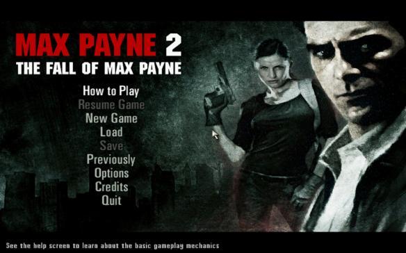 《马克思佩恩2》游戏截图