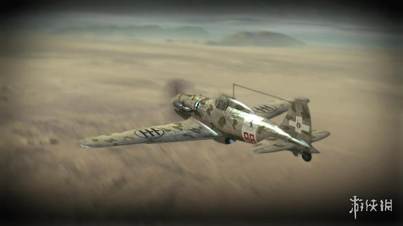 《铁翼》游戏截图