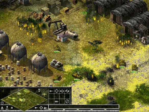 《突袭2》游戏截图
