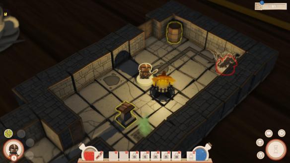 《Rezrog》中文游戏截图