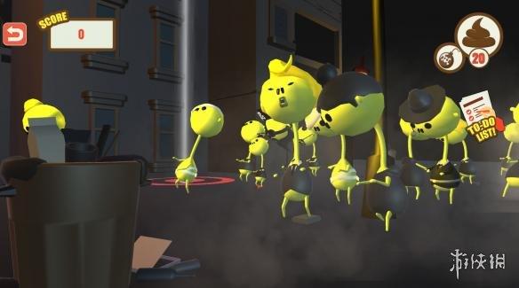 《我的汤里有屎2》游戏截图