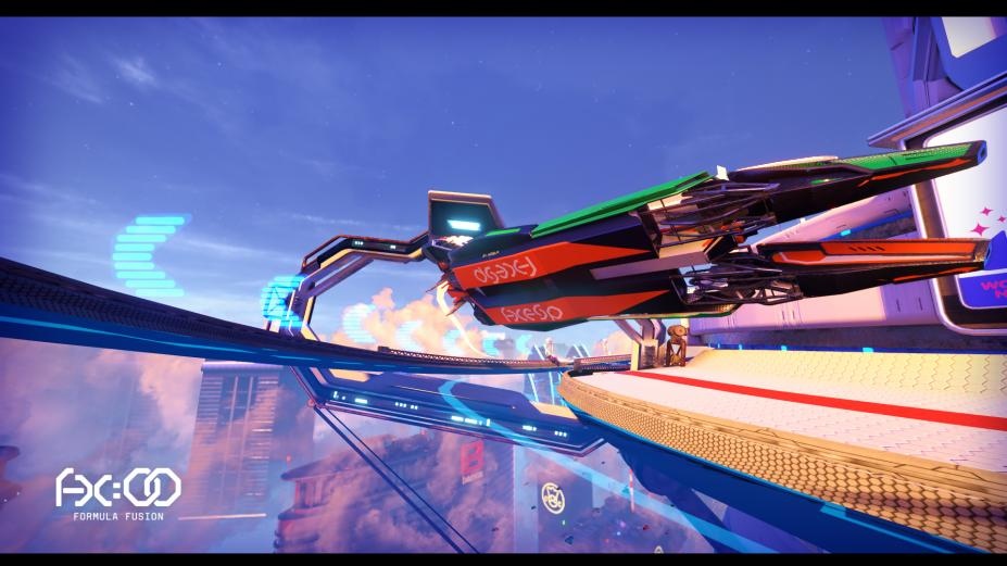 《方程式赛车:聚变》游戏截图