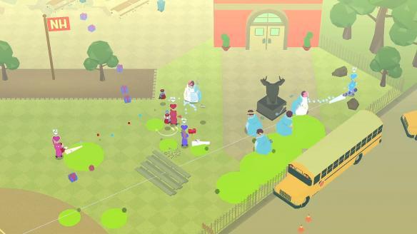 《邻居部落》游戏截图