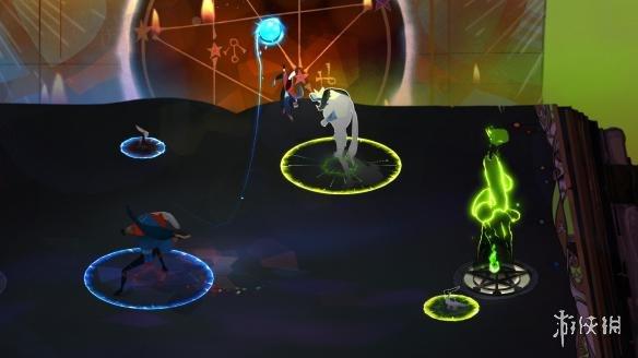 《火堆》游戏截图