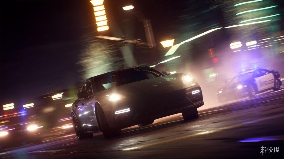 《極品飛車20:復仇》游戲截圖
