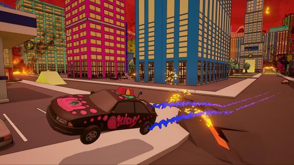 《末日卷饼餐车》游戏截图