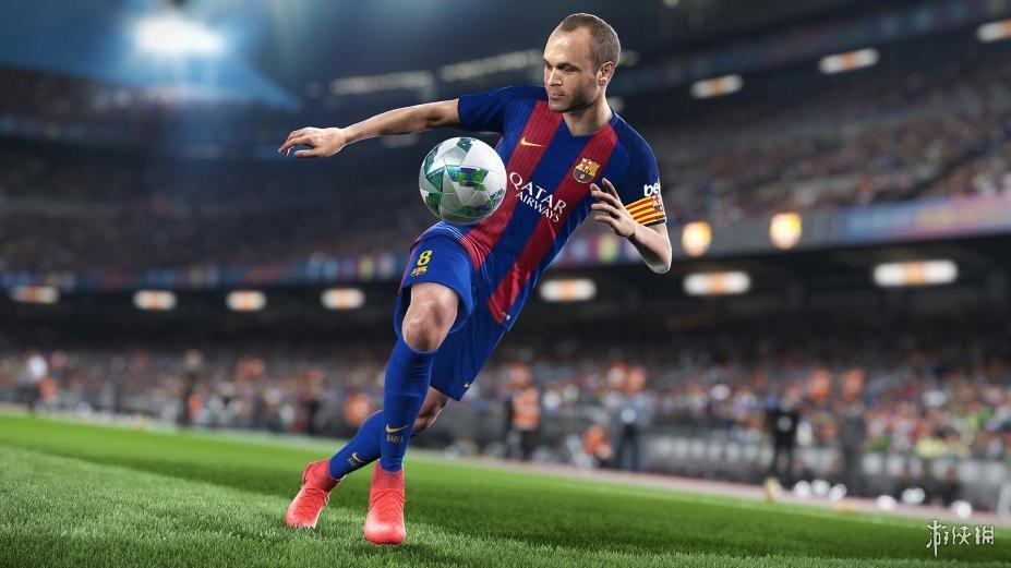 《实况足球2018》游戏截图