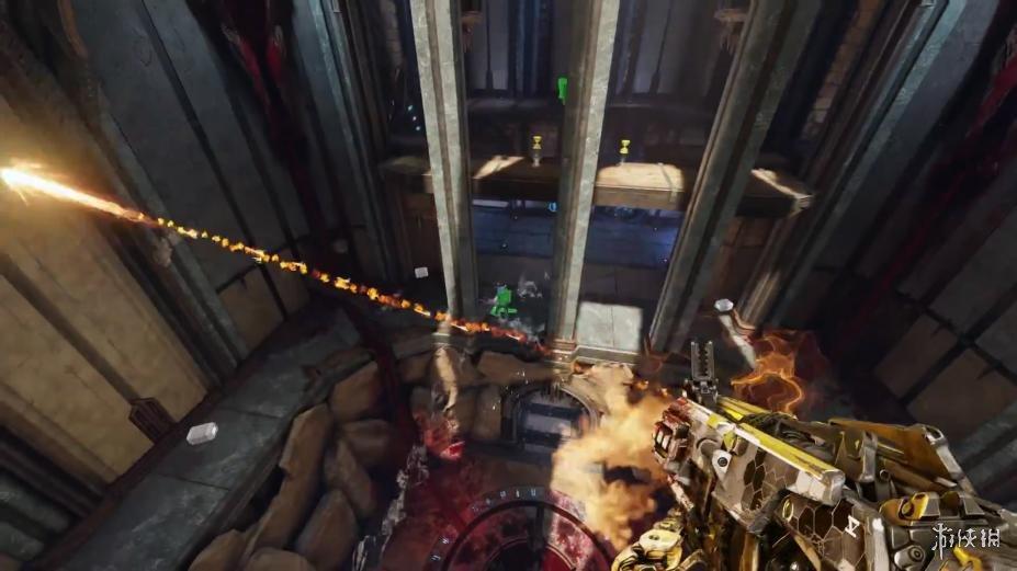 《雷神之锤:冠军》游戏截图(5)