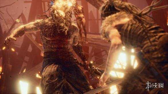 《地狱之刃:塞娜的献祭》游戏截图