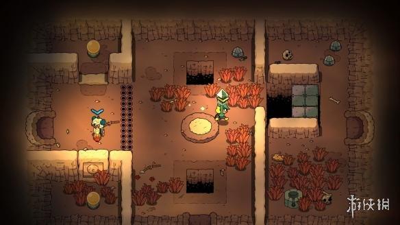 《迪托之剑》游戏截图