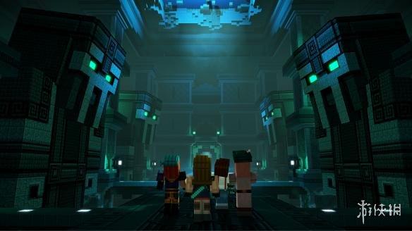 《我的世界:剧情版第二季》游戏截图