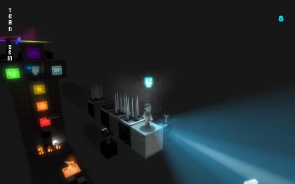 《直面心魔》游戏截图