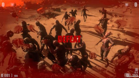《绯红之地》游戏截图-1