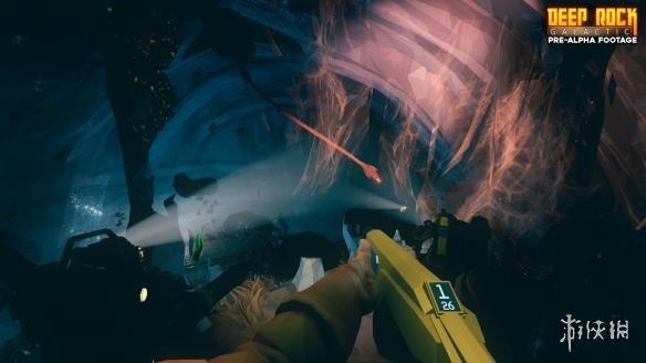 《星际深渊之石》游戏截图