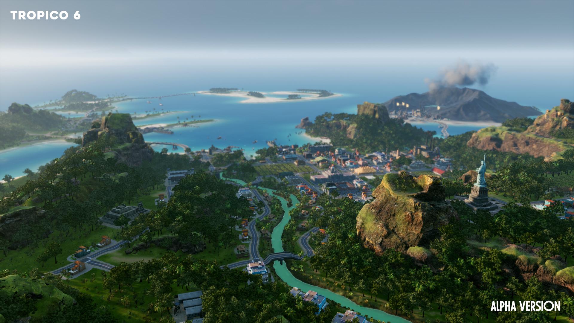 [海岛大亨6 tropico 6 beta 绿色免安装硬盘版 8gb][百度 网盘]【en】