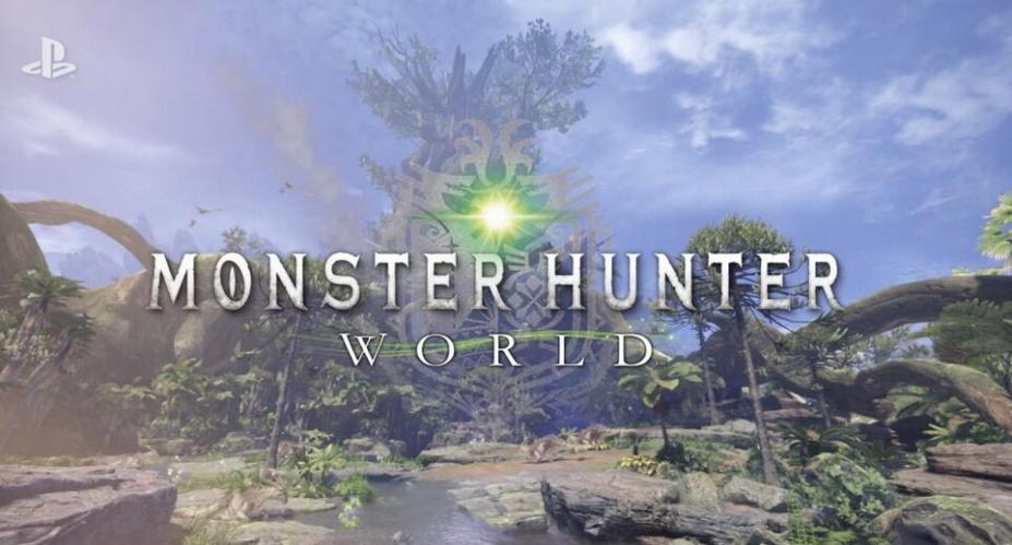 《怪物猎人世界》游戏截图(1)