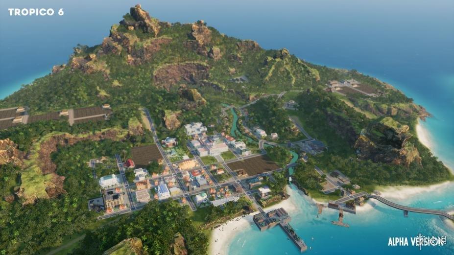 《海岛大亨6》游戏截图