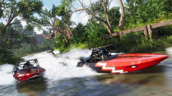 《飙酷车神2》游戏截图