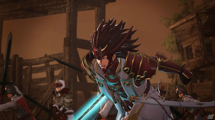 《火焰纹章无双》游戏截图(1)