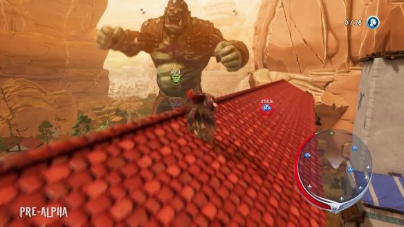 《无主灭绝》游戏截图