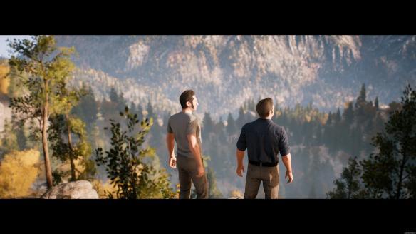《逃离生天》首批游戏4K截图
