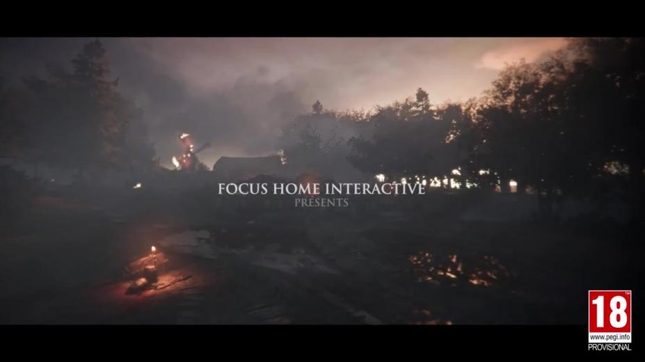 《瘟疫传说:无罪》游戏截图(1)