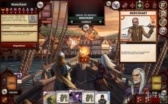 《开拓者冒险》游戏截图