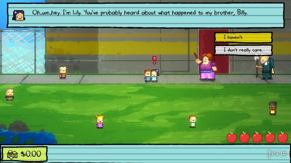 《幼儿园》游戏截图(1)