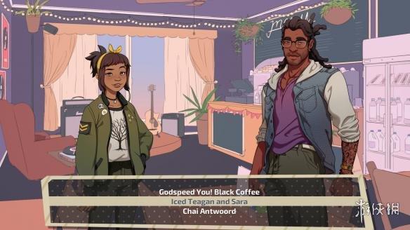 《梦幻老爹:老爸约会模拟》游戏截图