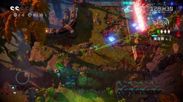 《死亡机器》游戏截图