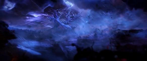 《奥日与鬼火意志》游戏截图