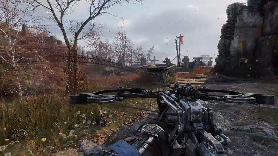 《地铁离去》游戏截图