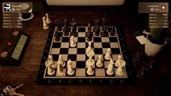 《终极国际象棋》游戏截图