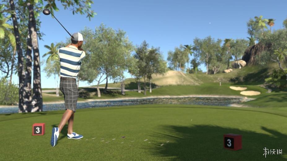 《高尔夫俱乐部2》游戏截图