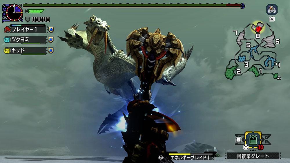 怪物猎人XX游戏图片欣赏