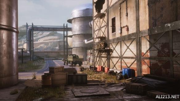 《叛乱:沙漠风暴》游戏截图-2